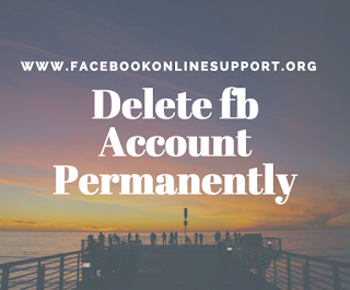 Delete fb Account Permanently