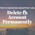 How to Delete fb Account Permanently from mobile without waiting 14 days - Desktop