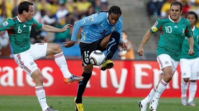 Meksiko vs Uruguay