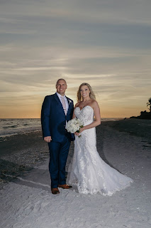 bridal portrait on sanibel island
