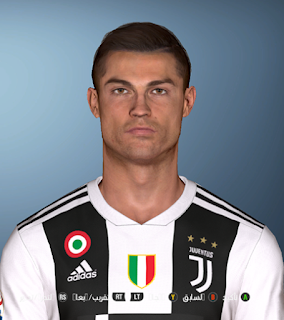 PES 2017 Faces Cristiano Ronaldo by Shenawy