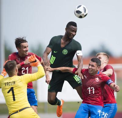 Nigeria vs Croatia: FIVE reasons the Super Eagles should win