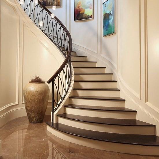 thiết kế cầu thang đẹp - mẫu số 4