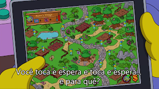 The Simpsons Tapped Out Mod Dinheiro infinito