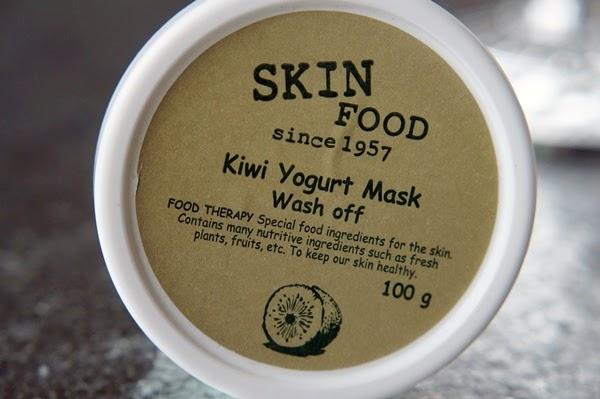 SkinFood Kiwi Yoghurt Mask Wash Off