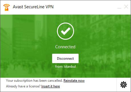 Avast SecureLine VPN Premium Key Lisans