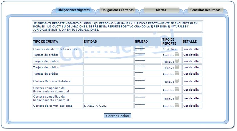 Cómo consultar DataCrédito gratis en Colombia