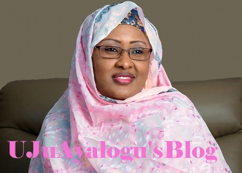 Aisha Buhari Orders The Arrest Of Her Own ADC, Alleges N2.5 Billion Fraud