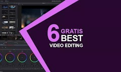 6 Sofware Video Editing Gratis Terbaik