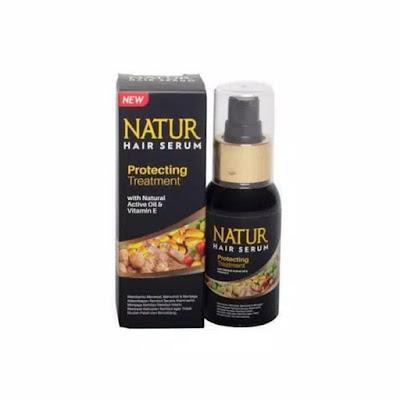Natur Hair Serum Protecting Treatment