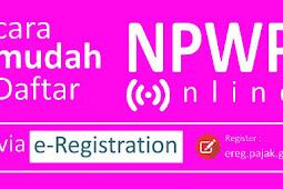 Cara Mudah Buat NPWP Online Terbaru