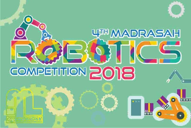 Kompetisi Robotik Madrasah Ke-4 Tahun 2018