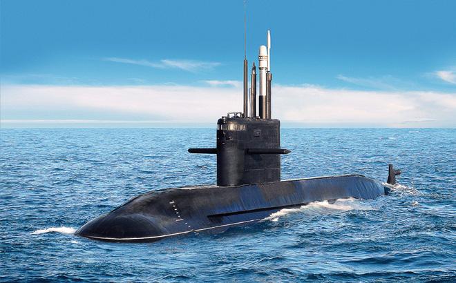 Biển Đông có tàu ngầm trang bị động cơ AIP