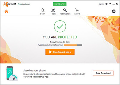 avast-antivirus-what is the best antivirus for windows 10