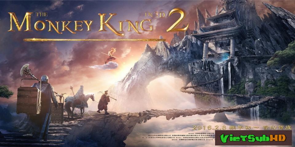 Phim Đại Náo Thiên Cung 2: 3 Lần Đánh Bạch Cốt Tinh VietSub HD | The Monkey King 2 2016