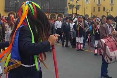 Llata presentó en Lima programa turístico por Fiestas Patrias