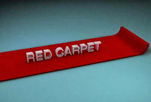 Rolling Red Carpet
