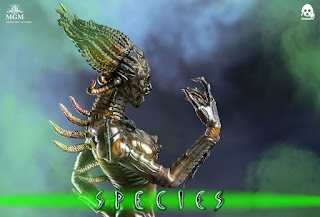 Sil 1/6 de Species - Threezero