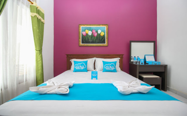 Kamar Airy Rooms