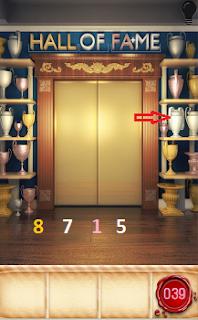 Считаем количество кубков согласно подсказке наверху, где указана цветность и порядок подсчета