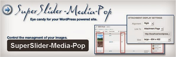 SuperSlider-Media-Pop WordPress plugin
