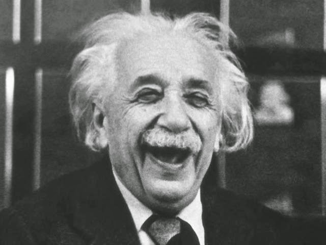 Albert Enstein