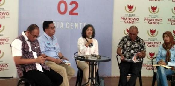 KPU Diputus Bersalah, BPN: Segera Diskualifikasi Jokowi-Maruf!