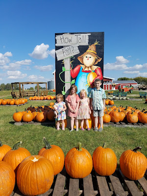 Enchanted Acres Sheffield, Iowa Midwest Pumpkin Patch Scavenger Hunt
