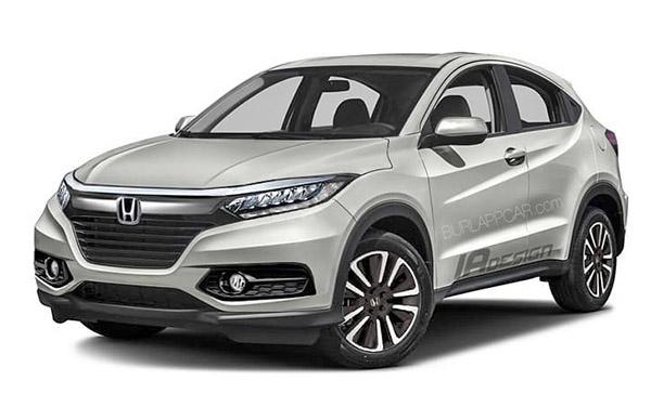 Burlappcar 2019 Honda Hr V