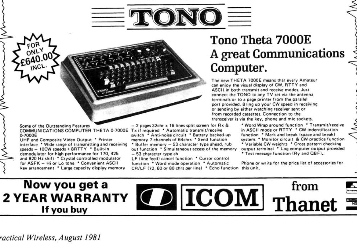Retro Ordenadores Orty: Ordenadores Tono (7000E), VTech