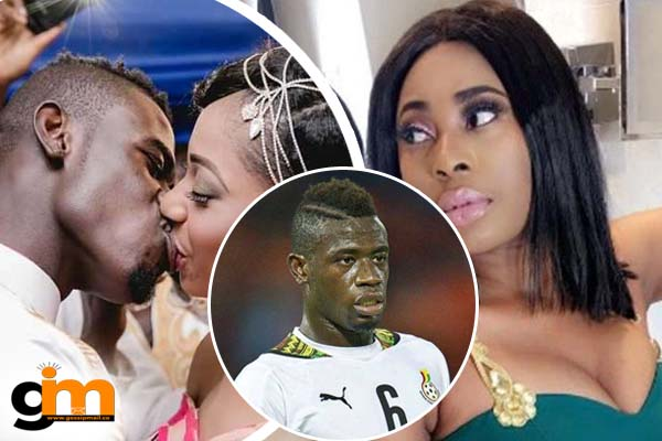 Afriyie Acquah's  Ex wife Amanda Releases 'Hot' PHOTOS