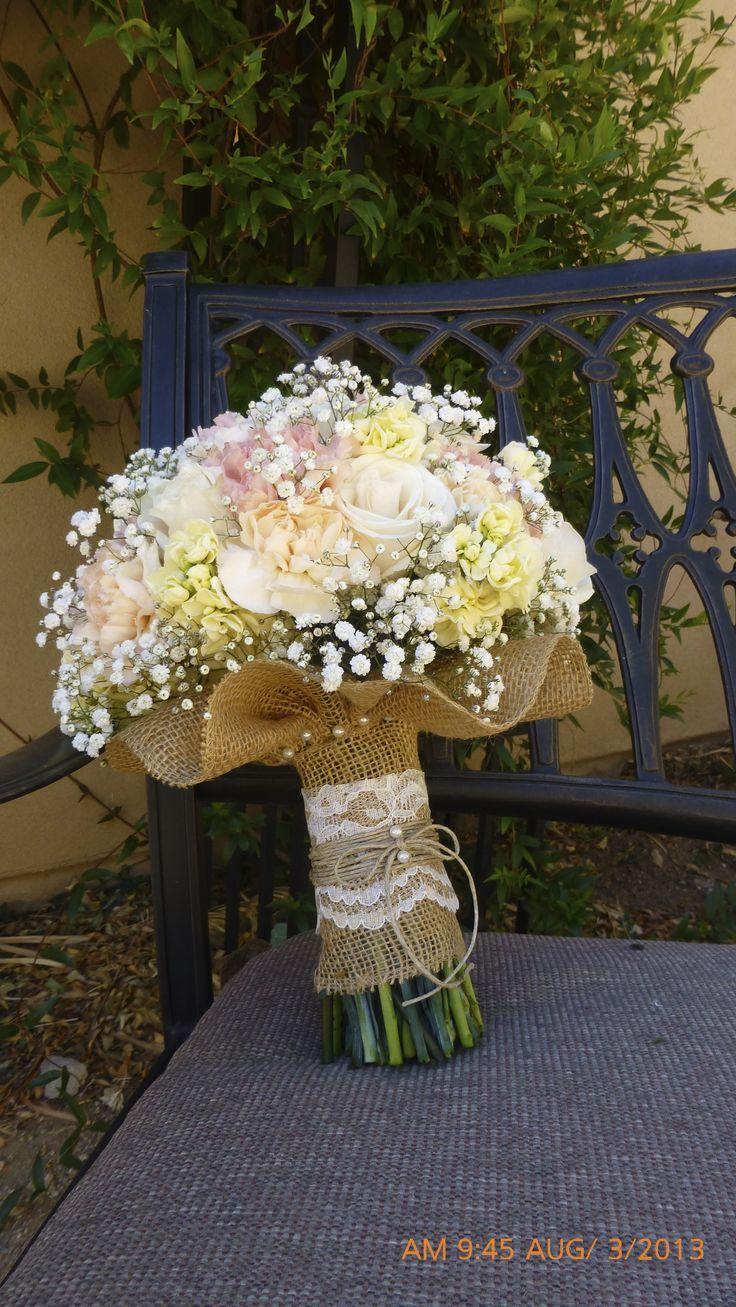 Burlap Wedding Decorations Lots Of Love Susan