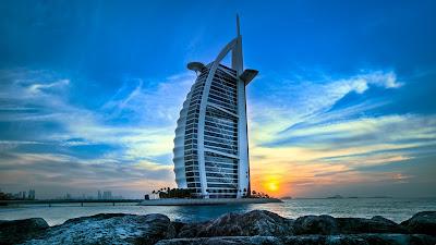 Burj Al Arab - 5D4N DUBAI + ABU DHABI SPLENDOR - SALIKA