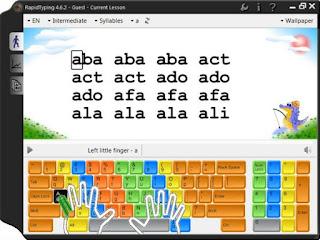 3 Software Cara Belajar Mengetik Cepat Menggunakan 10 jari