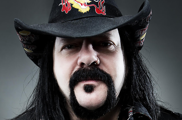 Morre Vinnie Paul, ex-baterista do Pantera, aos 54 anos
