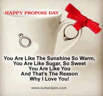 happy propose day pictures