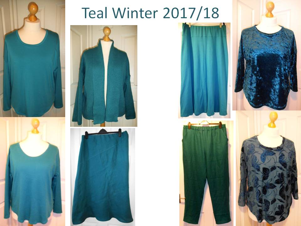 Teal Winter 2017-2018