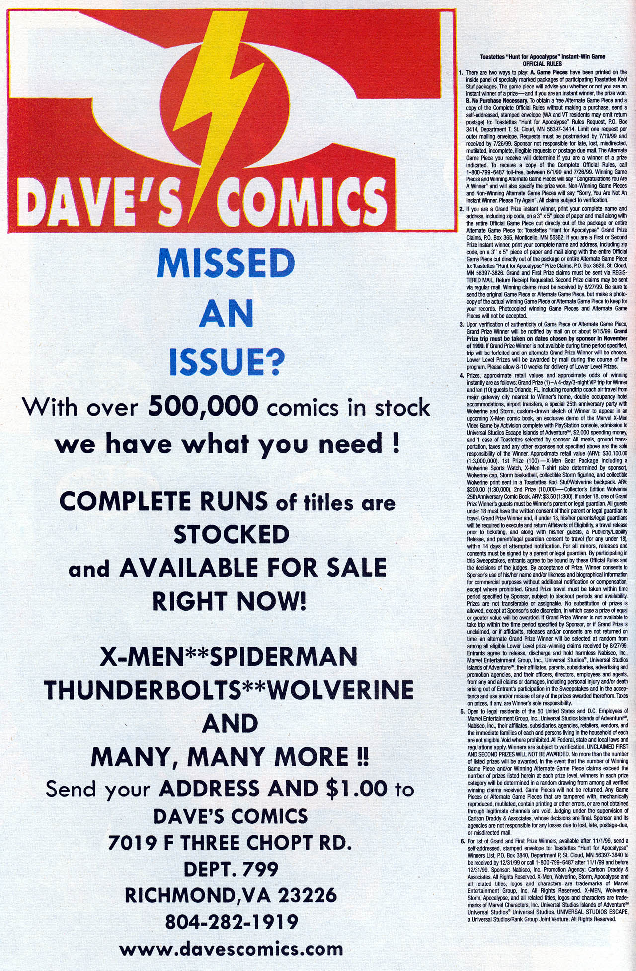 Read online X-Force (1991) comic -  Issue #94 - 8