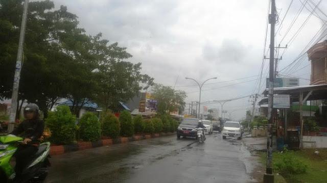 2 Kecamatan di Bulukumba diterjang Angin Puting Beliung