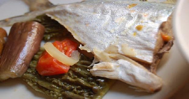 Fish In Vinegar (Paksiw Na Isda) Recipe