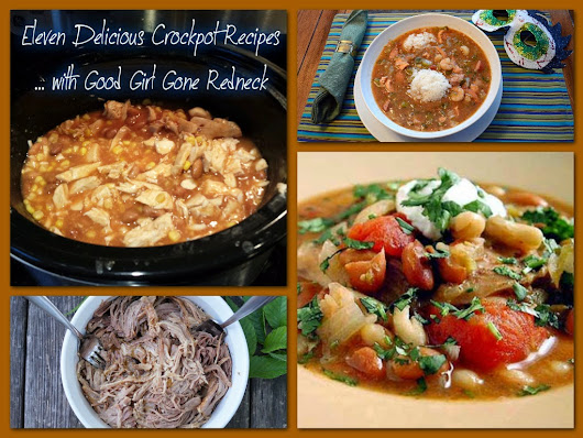 Recipe Round-Up: Crockpot Creations