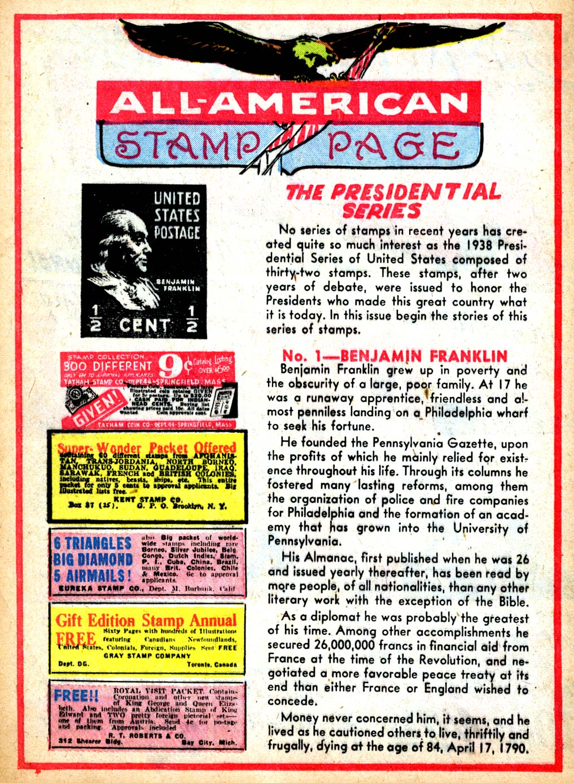 Read online All-American Comics (1939) comic -  Issue #9 - 56