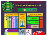 Download Aplikasi Raport SMP/MTs KTSP dan Kurikulum 2013 Gratis
