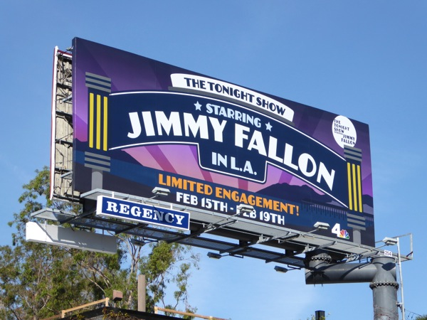 Jimmy Fallon LA Tonight Show Feb16 billboard