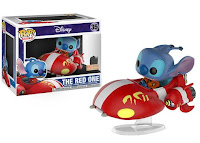 Pop! Rides: Lilo & Stitch - The Red One
