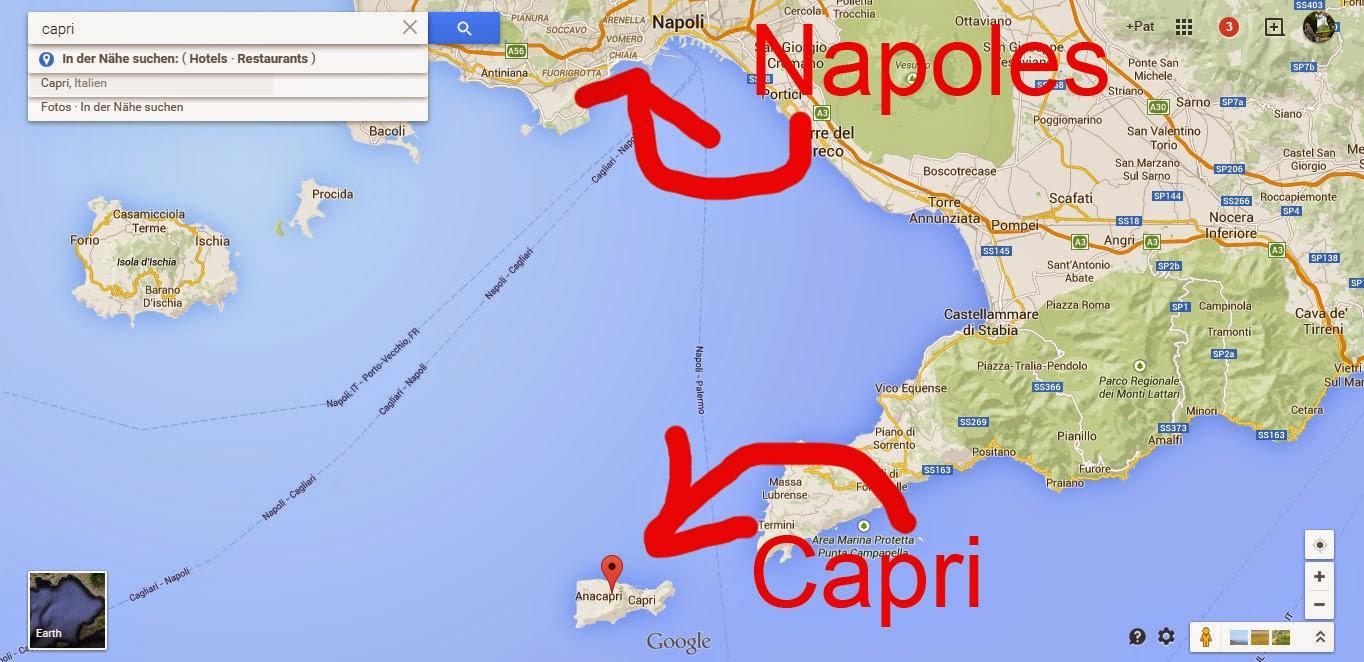 Capri - Conhecer Capri