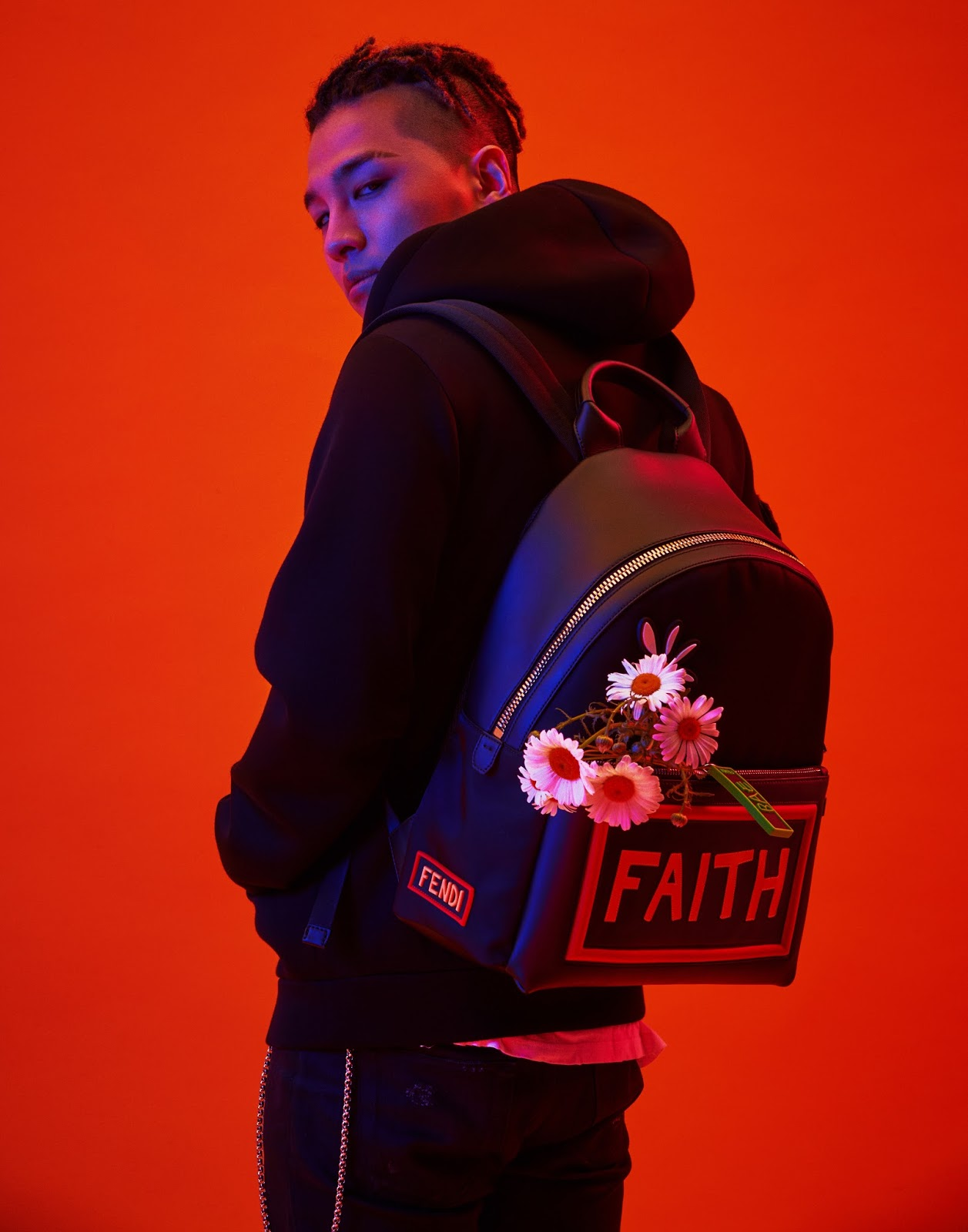 Fendi For Yongbae Capsule Collection