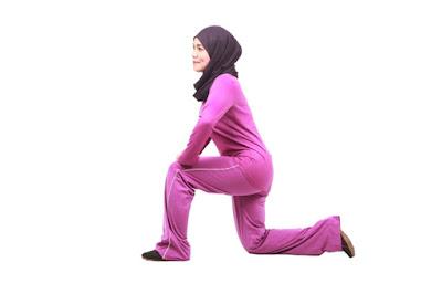 Gunakan Celana Training