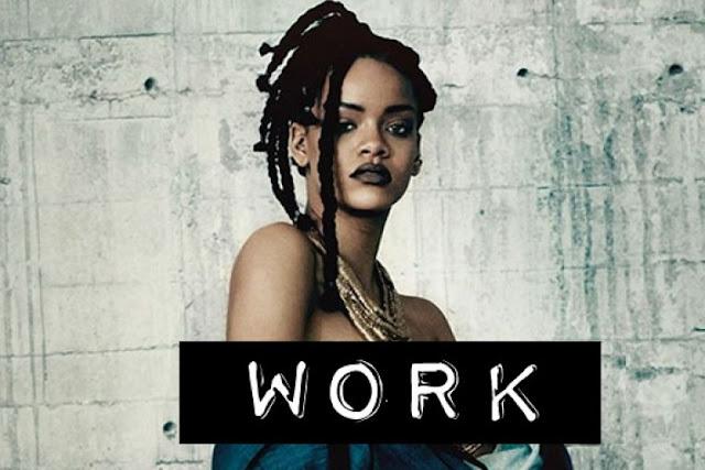 Rihanna Work MP3, Video & Lyrics