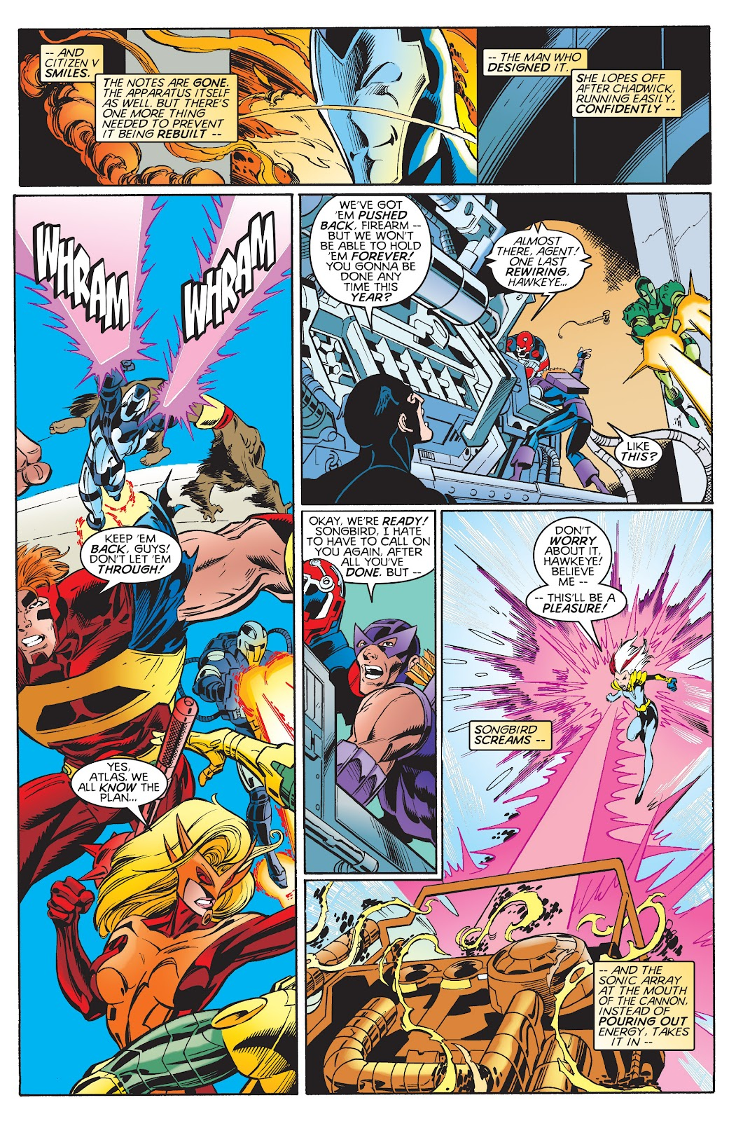 Read online Hawkeye & The Thunderbolts comic -  Issue # TPB 1 (Part 3) - 44